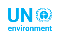 Picture of UN environment logo.