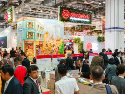 Reef-World's participation at ITB Asia prompts for wider industry collaboration to preserve coral reefs