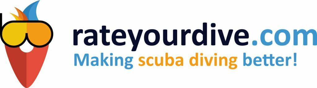 Picture of rateyourdive.com logo.