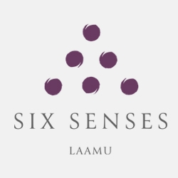 Picture of the Six Senses Laamu logo.
