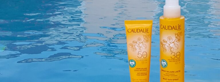 Picture of Caudalie reef friendly sunscreen.