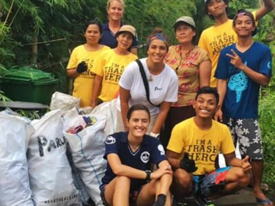 The Sustainability Interview: Ceningan Divers