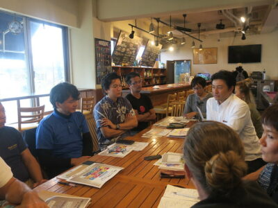 10 Japanese dive centres receive Green Fins training