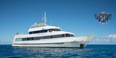 IN THE SPOTLIGHT: Explorer Ventures Liveaboard Fleet