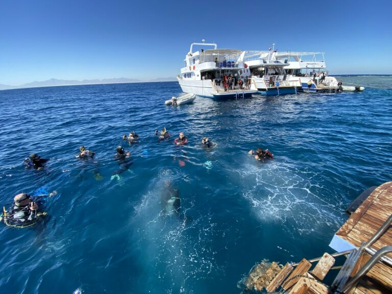 Dahab, a Small Town with a Priceless Underwater Treasure