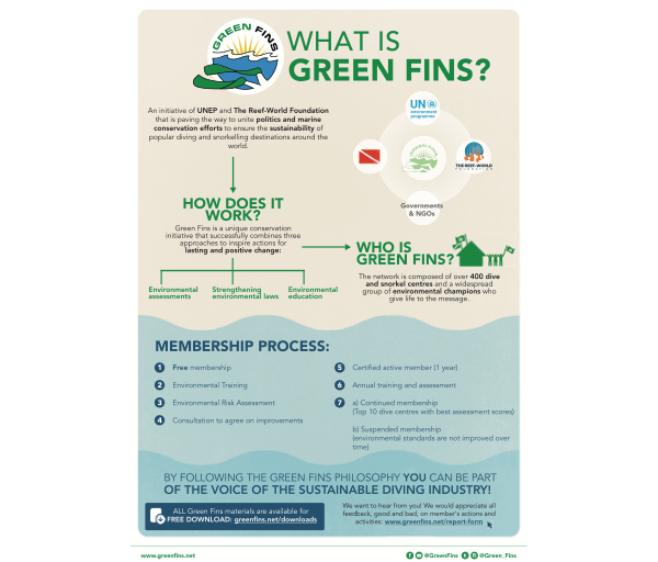 What is Green Fins