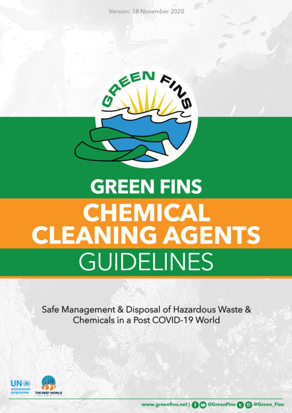 Disinfecting Guidelines for Chemical Cleaning Agents (COVID-19)