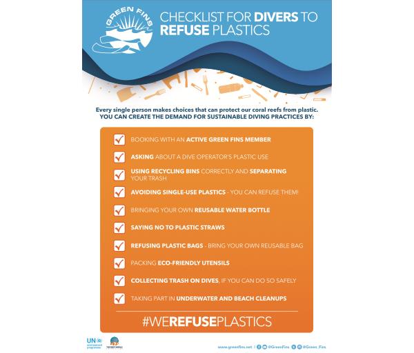 Plastics Checklist (Divers)