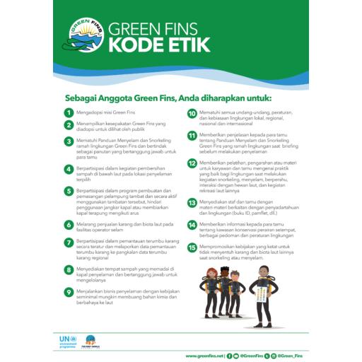 Code of Conduct (Indonesian - Bahasa Indonesia)