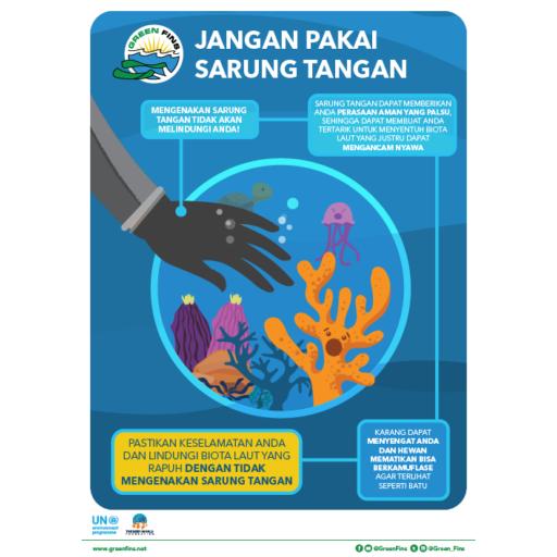 No Gloves (Indonesian - Bahasa Indonesia)