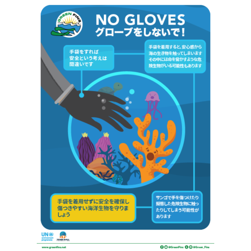 No Gloves (Japanese - 日本人)