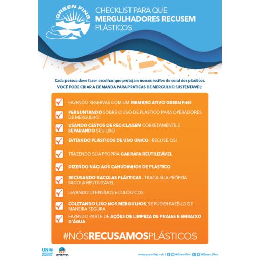 Plastics Checklist (Divers) (Portuguese - Português)