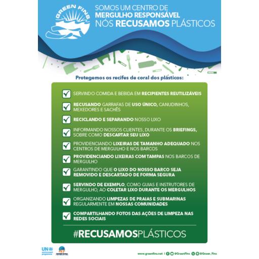 Plastics Checklist (Operator) (Portuguese - Português)