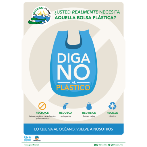 No Plastic (Spanish- Español)
